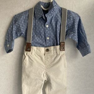 The Children's Place baby boy outfit